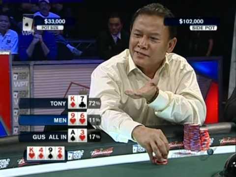 World Poker Tour 4x17 Bad Boys of Poker