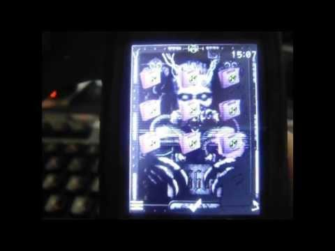 Обзор прошивки CYBERTOX Ultimate13 для Nokia X2-00