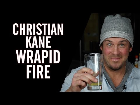 'The Librarians' Star Christian Kane Answers  Questions