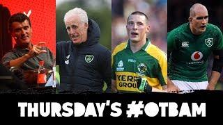 LIVE | #OTBAM: Ireland-Switzerland, Roy Keane, Breen, McCarthy on Dev, Kieran Donaghy's Shot Clock |