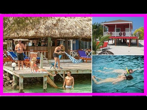 Holiday resort in Belize where clothing is 'optional'