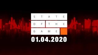 The Division 2: State of the Game #154 - 01 April 2020 | Ubisoft [NA]