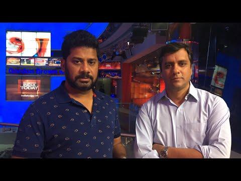 Live 8PM : Virat Headache Before Kolkata Test | Sports Tak