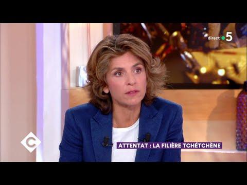 """Attentat à Opéra : la """"filière tchétchène"""" - C à Vous - 14/05/2018"""