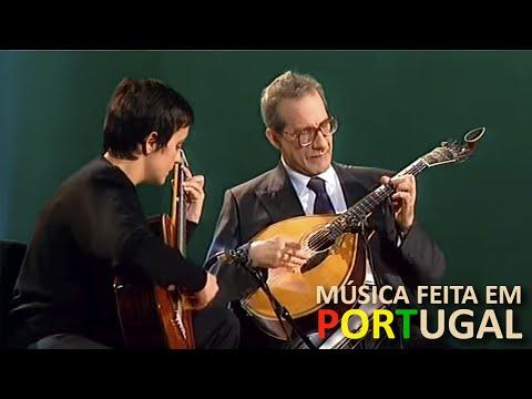 Carlos Paredes no Teatro São Luiz em Lisboa 1992 - guitarra portuguesa