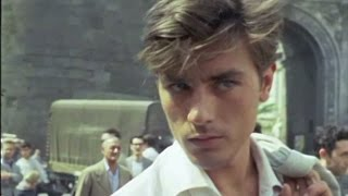 Alain Delon tribute