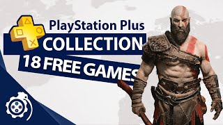20 FREE Games for PlayStation 5 Gamers | The PS+ Collection (PS5)