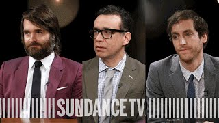 Fred Armisen's Dream Collaborators: Close Up With The Hollywood Reporter | SundanceTV