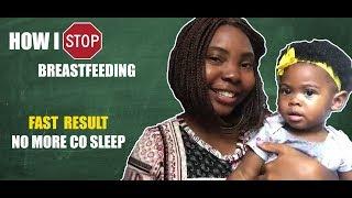 How I STOP BREASTFEEDING My Baby THROUGHT THE NIGHT