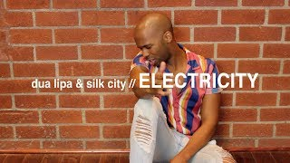 Silk City, Dua Lipa - Electricity ft. Diplo, Mark Ronson (Matt Palmer Cover)