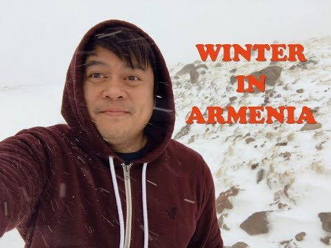 Winter in Armenia (2017) - Day Tour-1