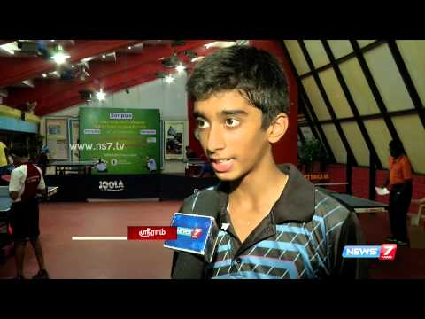 State-level Table Tennis competition in Chennai | Howzatt | News7 Tamil |