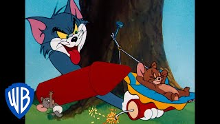 Tom & Jerry | All The Trickery | Classic Cartoon Compilation | WB Kids