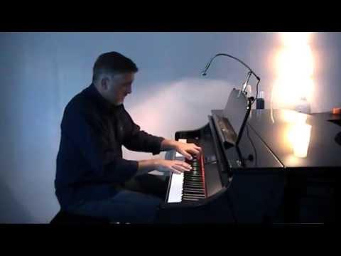 I left my heart in San Francisco, piano JM Armenta