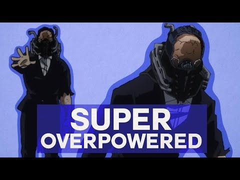 My Hero Academia's All for One, How Strong is He Really?