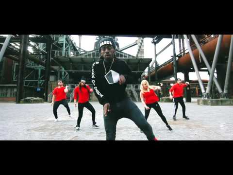 "Dexta Daps - ""Shabba Madda Pot"" Dancehall Choreography by Blacka Di Danca"