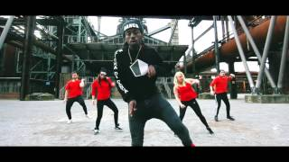"Dexta Daps - ""Shabba Madda Pot"" Dancehall Choreography by Blacka Di Danca"