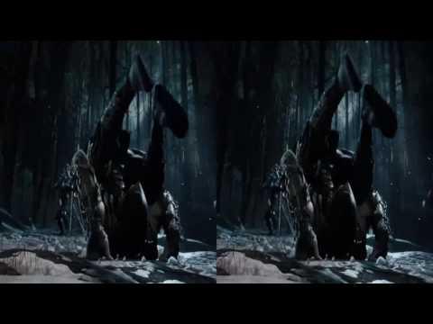 Mortal kombat 3D Google Cardboard