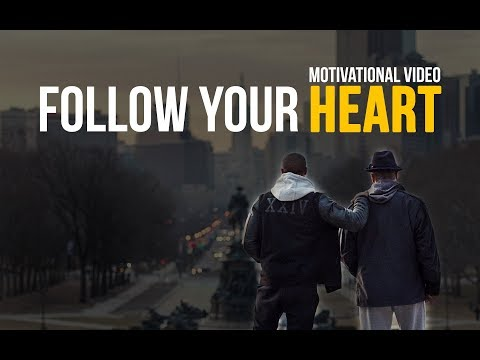 FOLLOW YOUR PASSION - Motivational Video
