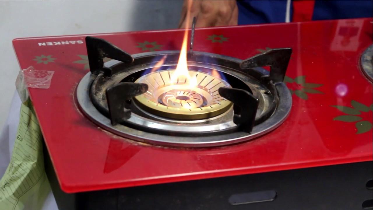 Mengatur Api Pada Kompor Gas Agar Menjadi Biru