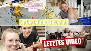 Letztes Video | Leona klettert ungesichert & Weihnachtsgeschenke | Isabeau