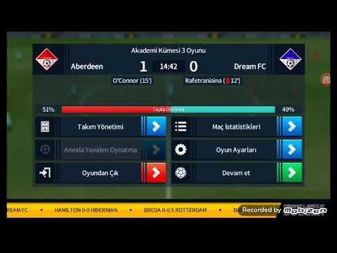 Dream League Soccer 18 1.bölüm