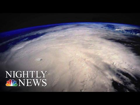 'Strongest Ever' Hurricane
