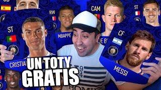 EA TE REGALA EL TOTY QUE QUIERAS!!! FIFA 19