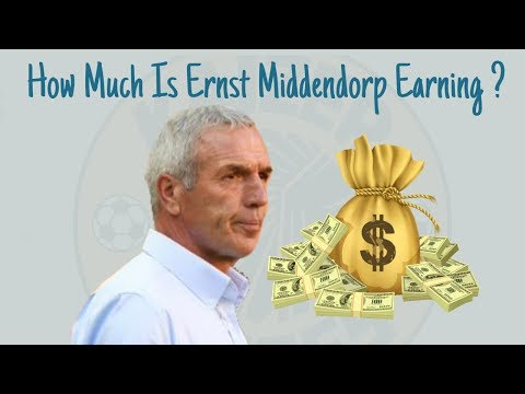 TOP 5 Highest Paid Football Coaches In South Africa | Middendorp Salary Revealed !