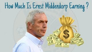 TOP 5 Highest Paid Football Coaches In South Africa   Middendorp Salary Revealed !