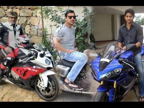 Expensive Bikes Of Indian Stars