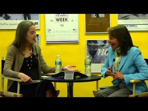 Teach For All Talks: Wendy Kopp and Pam Cantor