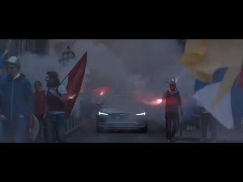 Nya Volvo V90 featuring Zlatan Ibrahimovic