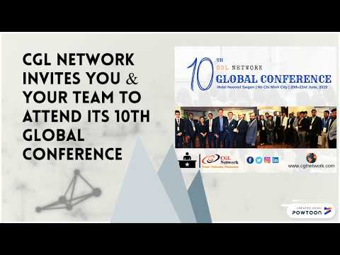 Global Conference 2019 | Freight Forwarding Conference | CGL Network
