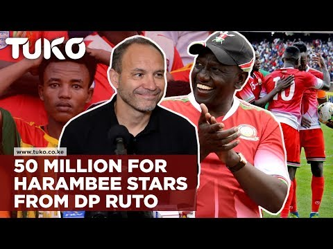 Kenya VS Ethiopia - Tuko Sports News: Wild Celebrations at Kasarani Stadium   Tuko TV