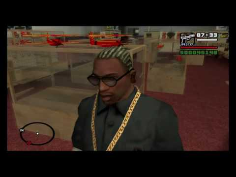 Women are fickle creatures - GTA San Andreas