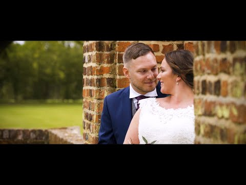 Luke & Alex Wedding Highlights Film at Colville Hall
