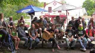 Lindsey Schust & the Ragged Mountain Band- Official Hippie Hill Music Video