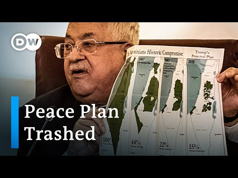 Palestine To Completely Cut Ties To Israel And The US | DW News