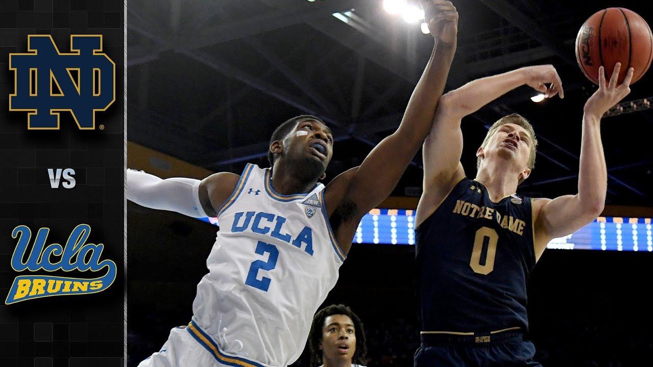 notre-dame-vs-ucla-basketball-highlights-2018-19