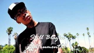 Wiz Khalifa - Still Blazin Instrumental (Kush & OJ Mixtape)