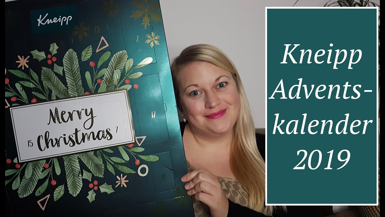 Kneipp adventskalender 2019