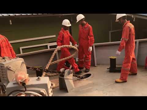 STCW  II/5 Able Seafarer Deck