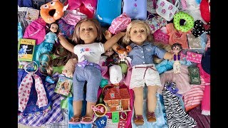 Packing For An American Girl Doll Disney Cruise