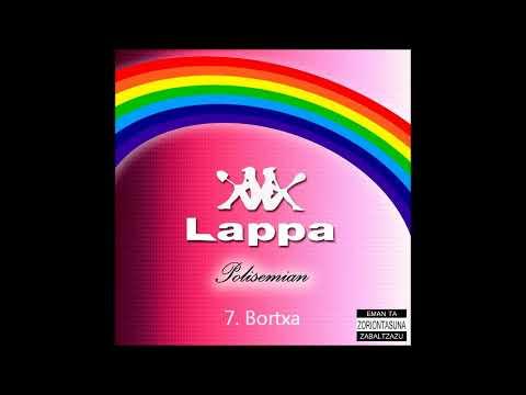 Lappa - Bortxa [Sara Sozayarekin]