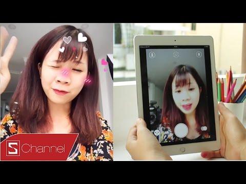 Schannel - Giới thiệu ứng dụng Snow: Tạo video tự sướng cực dễ thương và vui nhộn