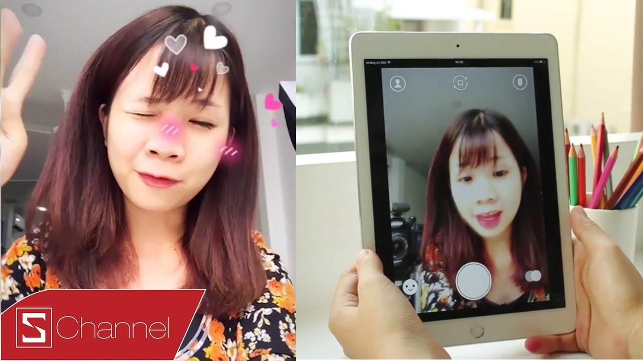 Schannel - Giới thiệu ứng dụng Snow: Tạo video tự sướng cực dễ thương và  vui nhộn - YouTube