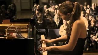 Olga Jegunova - W.A. Mozart: Piano Sonata No 11 in A - Major, K.331 (300i) - Stafaband