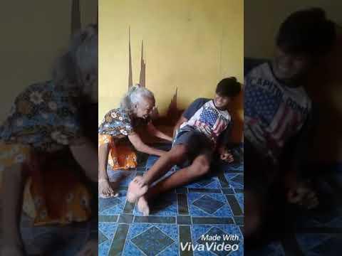 Nenek Vs Anak Muda