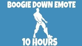 「10 Hour」 Fortnite - Boogie Down Emote (Music / Beat)